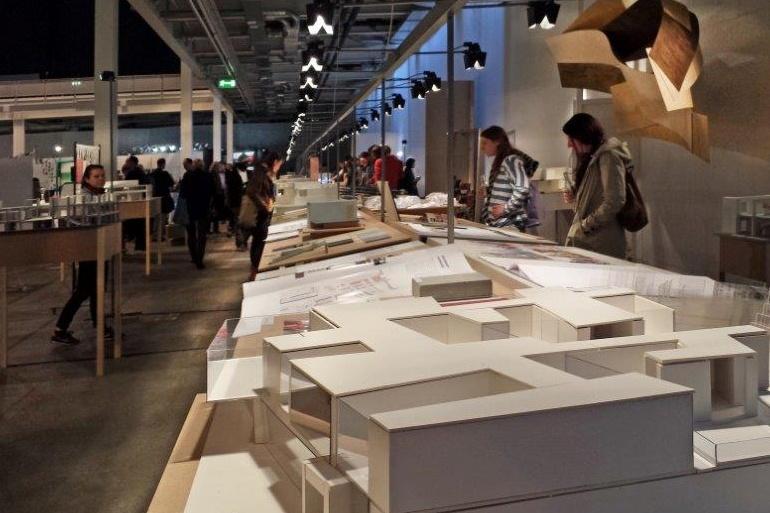Moser aussstellungsdesign for Innenarchitektur wo studieren